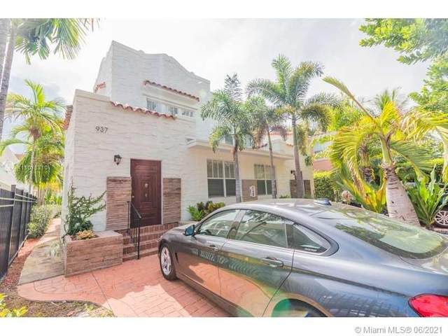 935 Meridian Ave, Miami Beach, FL 33139 (MLS #A11018710) :: The Howland Group