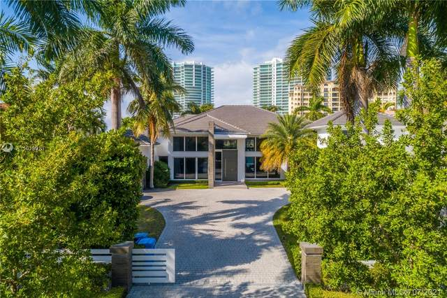 224 S Island Is, Golden Beach, FL 33160 (MLS #A11019013) :: Castelli Real Estate Services