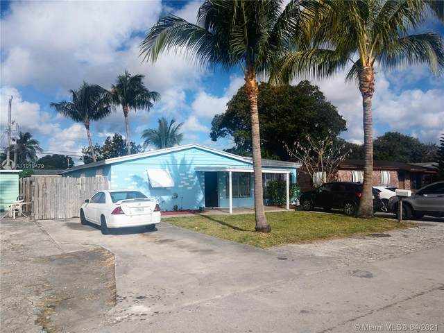 4925 SW 44th Ave, Dania Beach, FL 33314 (MLS #A11019479) :: The Jack Coden Group