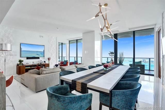 650 NE 32 ST Ph5203, Miami, FL 33137 (MLS #A11020133) :: Dalton Wade Real Estate Group