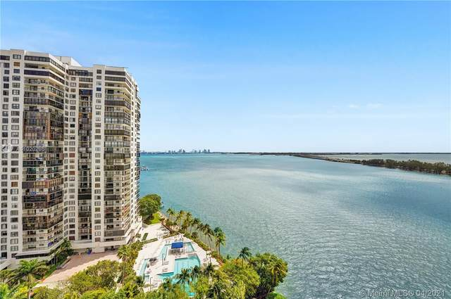 2451 Brickell Ave 17E, Miami, FL 33129 (MLS #A11020236) :: Re/Max PowerPro Realty