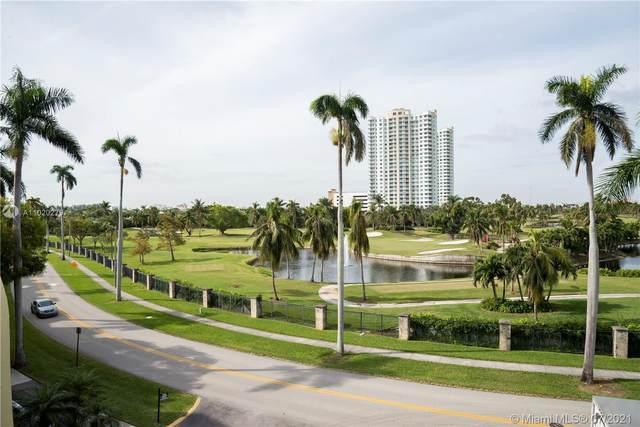 200 Diplomat Pkwy #625, Hallandale Beach, FL 33009 (MLS #A11020279) :: Castelli Real Estate Services