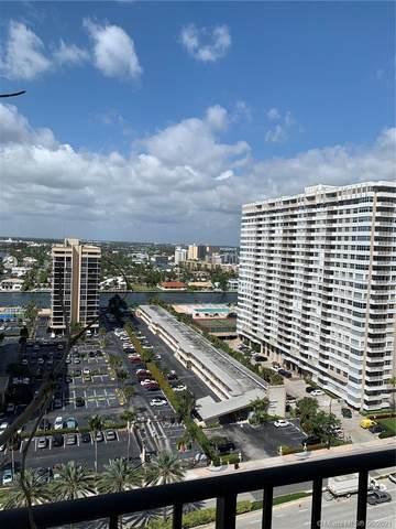 2030 S Ocean Dr #1727, Hallandale Beach, FL 33009 (#A11020741) :: Posh Properties