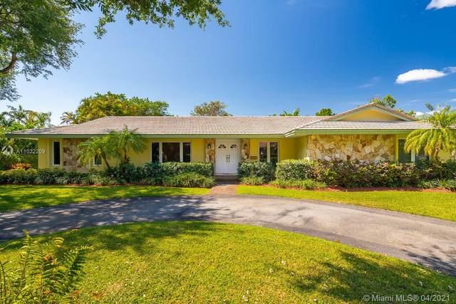 7360 SW 122nd St, Pinecrest, FL 33156 (MLS #A11022209) :: Berkshire Hathaway HomeServices EWM Realty