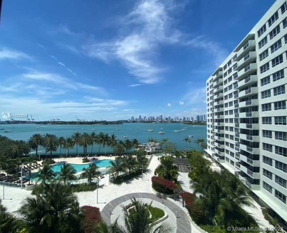 1500 Bay Rd 722S, Miami Beach, FL 33139 (MLS #A11022581) :: Castelli Real Estate Services