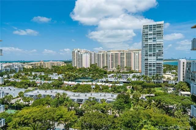 1121 Crandon Blvd F1104, Key Biscayne, FL 33149 (MLS #A11023090) :: ONE | Sotheby's International Realty