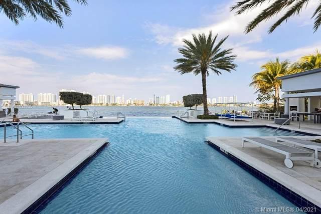 17111 Biscayne Blvd #308, North Miami Beach, FL 33160 (MLS #A11023935) :: The Rose Harris Group