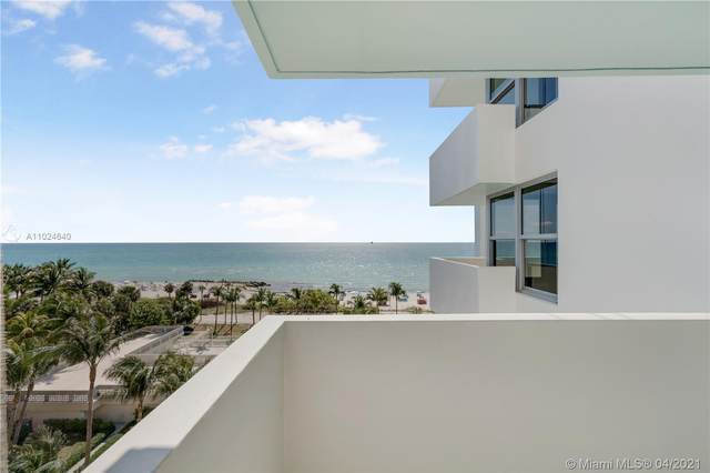 2899 Collins Ave #827, Miami Beach, FL 33140 (MLS #A11024640) :: GK Realty Group LLC