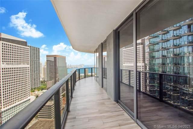 801 S Miami Ave #3305, Miami, FL 33130 (MLS #A11025781) :: Castelli Real Estate Services