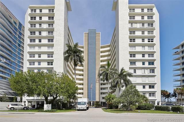 710 N Ocean Blvd #903, Pompano Beach, FL 33062 (MLS #A11026282) :: The Howland Group