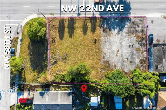 5712 NW 22nd Ave, Miami, FL 33142 (#A11028174) :: Posh Properties