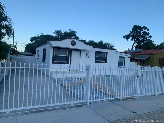 846 Codadad St, Opa-Locka, FL 33054 (MLS #A11028347) :: Equity Advisor Team