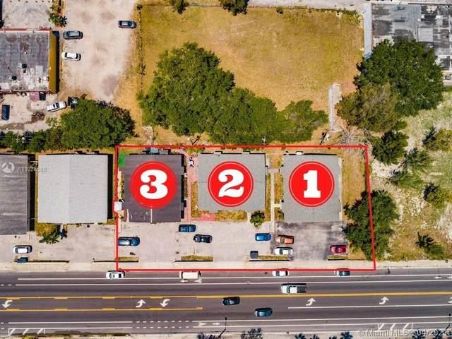 435 Ali Baba Ave, Opa-Locka, FL 33054 (MLS #A11028588) :: Carlos + Ellen