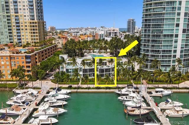 1000 S Pointe Dr Th-M2, Miami Beach, FL 33139 (MLS #A11032318) :: Castelli Real Estate Services