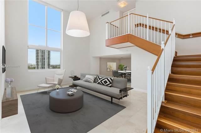 1800 N Bayshore Dr #1005, Miami, FL 33132 (MLS #A11033077) :: Castelli Real Estate Services