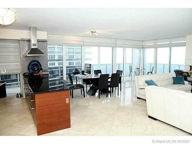 1850 S Ocean Dr #3301, Hallandale Beach, FL 33009 (MLS #A11034424) :: Search Broward Real Estate Team
