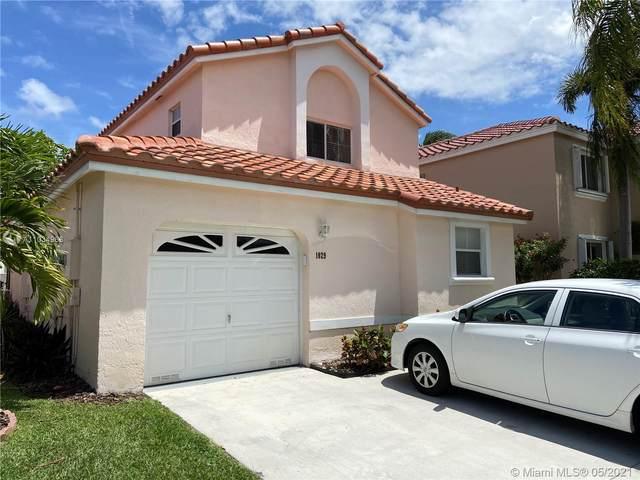 1029 SE 6th Ct, Dania Beach, FL 33004 (MLS #A11034968) :: The Riley Smith Group