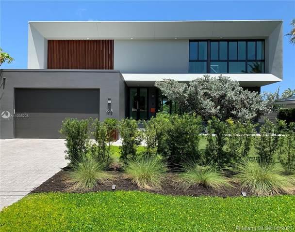 1915 NE 117th Rd, North Miami, FL 33181 (MLS #A11035208) :: Dalton Wade Real Estate Group