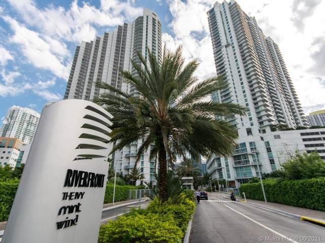 350 S Miami Ave #1504, Miami, FL 33130 (MLS #A11037727) :: The Rose Harris Group