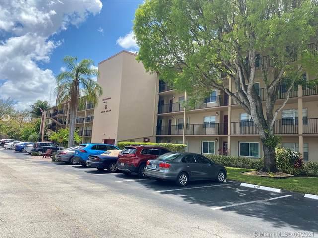 900 SW 128th Ave 406D, Pembroke Pines, FL 33027 (MLS #A11039258) :: Albert Garcia Team