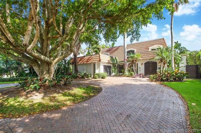 1285 NE 94th St, Miami Shores, FL 33138 (MLS #A11039763) :: The Riley Smith Group