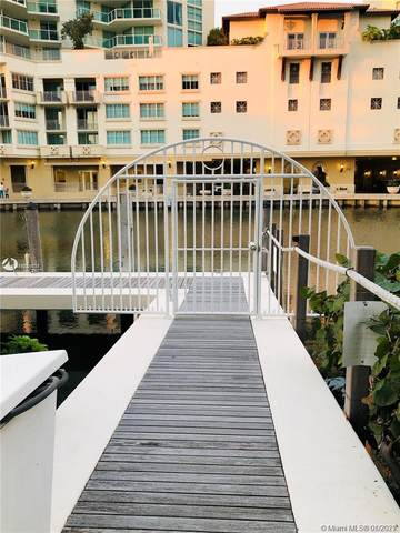 16400 Collins Ave, Slip  S6-30, Sunny Isles Beach, FL 33160 (MLS #A11039837) :: Equity Realty