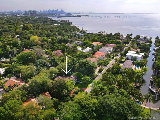3671 Matheson Ave, Coconut Grove, FL 33133 (MLS #A11040033) :: Team Citron