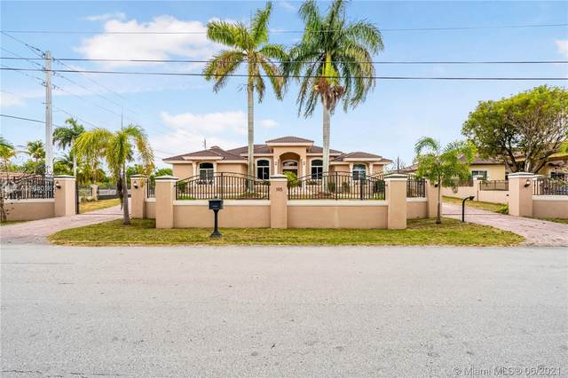 195 NW 130th Ave, Miami, FL 33182 (MLS #A11040361) :: The Teri Arbogast Team at Keller Williams Partners SW