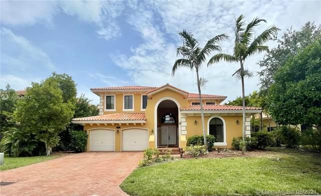 7428 SW 189th St, Cutler Bay, FL 33157 (MLS #A11041212) :: Prestige Realty Group