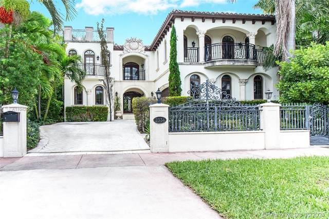 2334 Alton Rd, Miami Beach, FL 33140 (MLS #A11042153) :: Team Citron