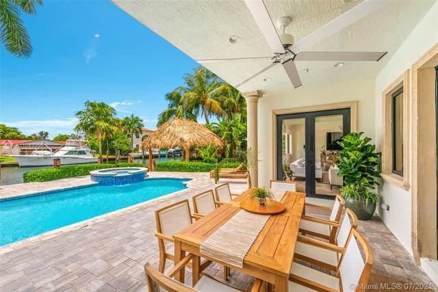 636 Palm Drive, Hallandale Beach, FL 33009 (MLS #A11043356) :: The Howland Group