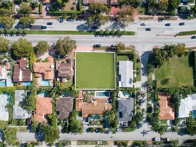 4410 Alton Rd, Miami Beach, FL 33140 (MLS #A11043382) :: The Teri Arbogast Team at Keller Williams Partners SW
