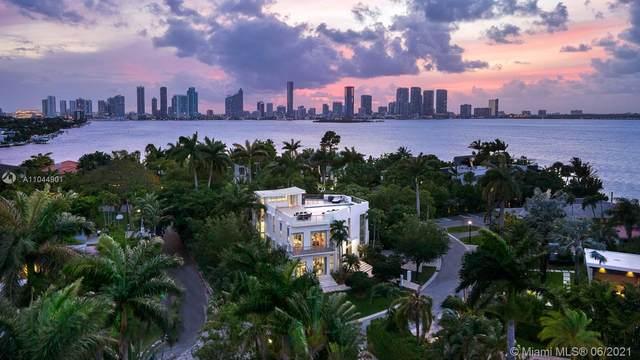 400 E San Marino Dr, Miami Beach, FL 33139 (MLS #A11044901) :: Team Citron