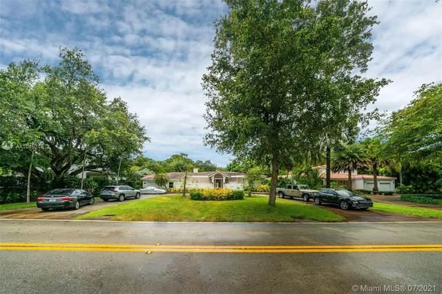 5660 Granada Blvd, Coral Gables, FL 33146 (MLS #A11045218) :: Prestige Realty Group