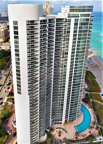 17201 Collins Ave #1008, Sunny Isles Beach, FL 33160 (#A11045585) :: Posh Properties