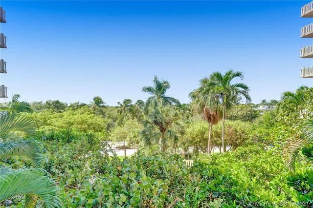 1121 Crandon Blvd D304, Key Biscayne, FL 33149 (MLS #A11046556) :: Green Realty Properties