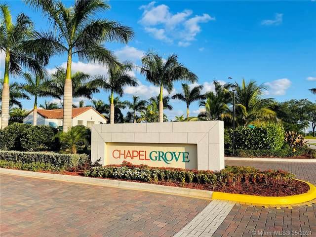 20932 NW 1st St #20932, Pembroke Pines, FL 33029 (MLS #A11046761) :: Berkshire Hathaway HomeServices EWM Realty