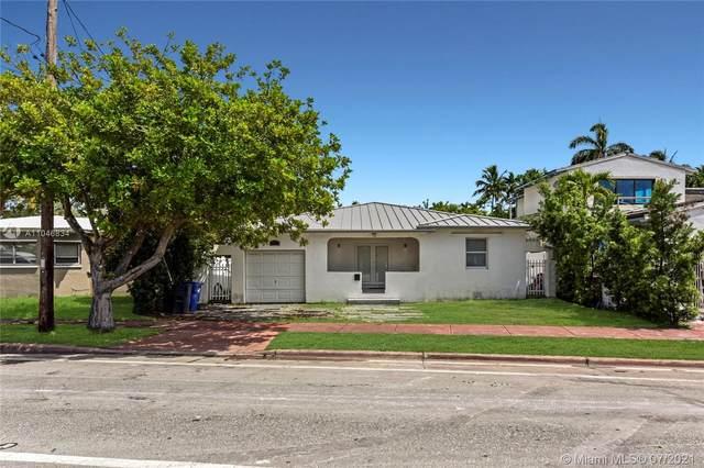 325 W 63rd St, Miami Beach, FL 33141 (MLS #A11046834) :: Equity Realty