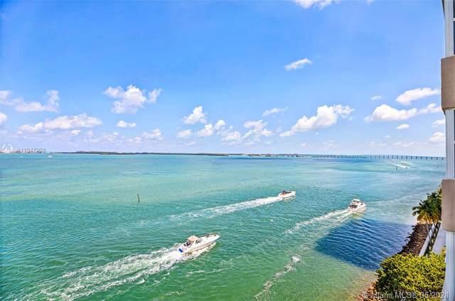 770 Claughton Island Dr #915, Miami, FL 33131 (#A11047909) :: Posh Properties