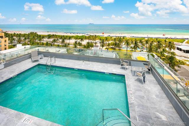 1255 Collins Ave #503, Miami Beach, FL 33139 (MLS #A11048143) :: Green Realty Properties