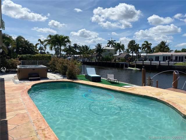 271 SE 4th St, Pompano Beach, FL 33060 (MLS #A11048420) :: The Riley Smith Group