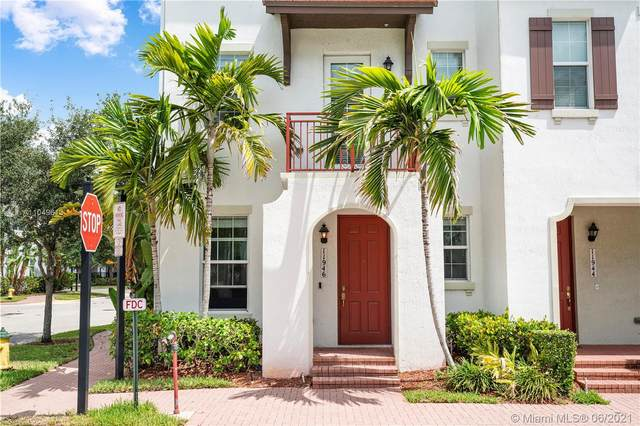 11946 SW 26th Ct, Miramar, FL 33025 (MLS #A11049613) :: Onepath Realty - The Luis Andrew Group
