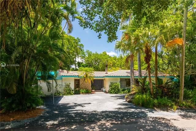 3701 Poinciana Ave, Coconut Grove, FL 33133 (MLS #A11050344) :: Carole Smith Real Estate Team
