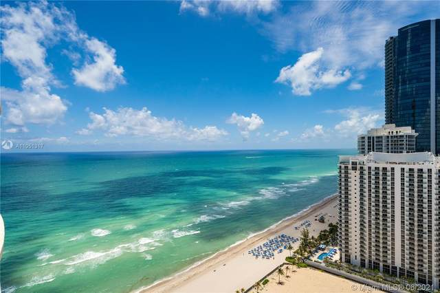 18911 Collins Ave #3104, Sunny Isles Beach, FL 33160 (MLS #A11051317) :: The Rose Harris Group