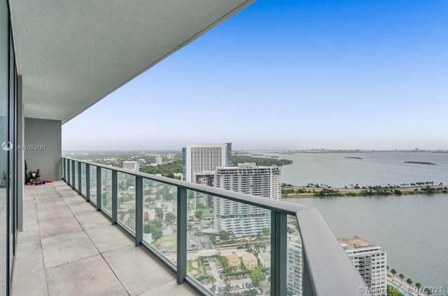 501 NE 31st St #3406, Miami, FL 33137 (MLS #A11053181) :: Carole Smith Real Estate Team