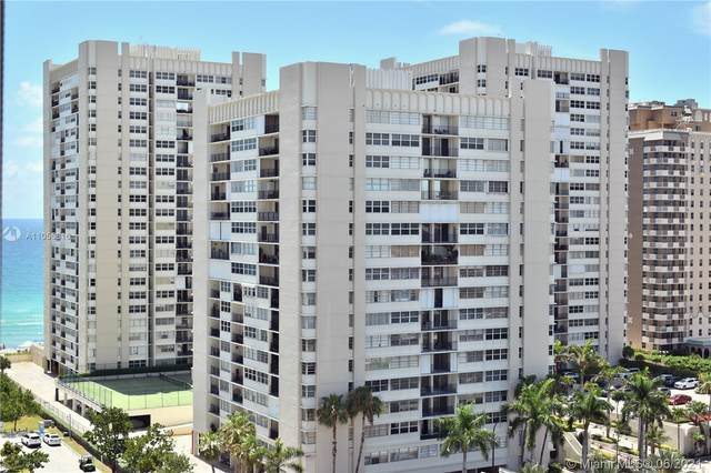 1904 S Ocean Dr #208, Hallandale Beach, FL 33009 (MLS #A11055816) :: Castelli Real Estate Services