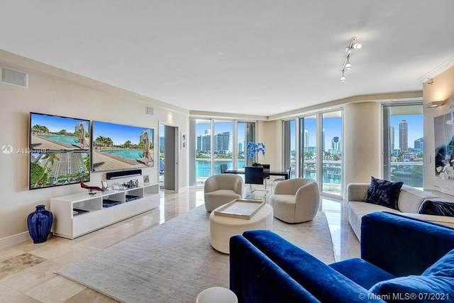 7000 Island Blvd #504, Aventura, FL 33160 (MLS #A11057019) :: Castelli Real Estate Services