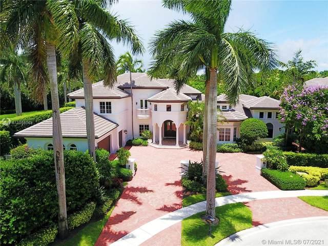 10809 Golden Eagle Ct, Plantation, FL 33324 (MLS #A11058048) :: Natalia Pyrig Elite Team | Charles Rutenberg Realty