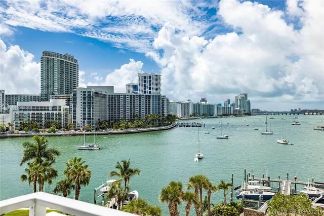 11 Island Ave #704, Miami Beach, FL 33139 (MLS #A11058588) :: The Rose Harris Group