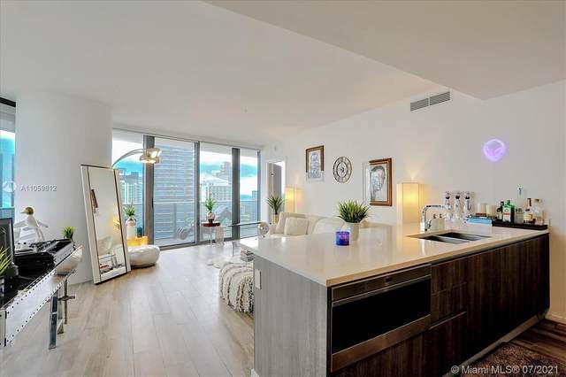 801 S Miami Ave #3904, Miami, FL 33130 (MLS #A11059612) :: Carole Smith Real Estate Team